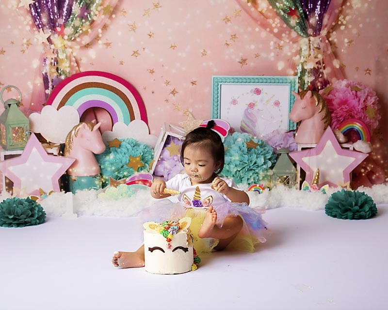 cake smash photography packages