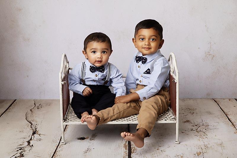 baby photos capture a professional portrait