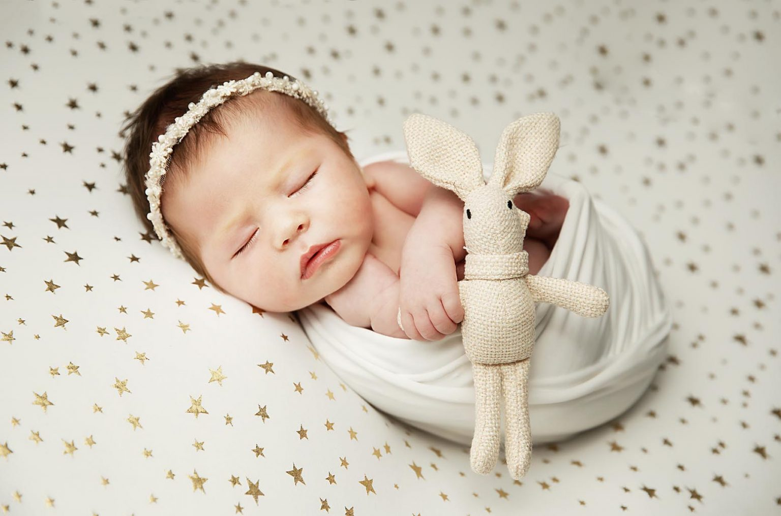 newborn session photography